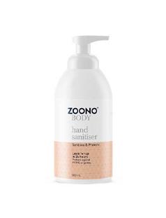 ZOONO® Hand Sanitiser - Germfree 24 Hour - 500ml Pump Bottle