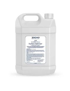 ZOONO ® Microbe Shield Surface Sanitiser - 5 Litre