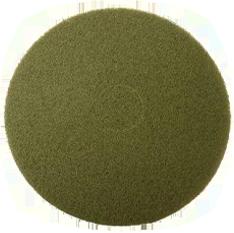 20cm Green Fibre Scrubbing Pad (Box of 5)