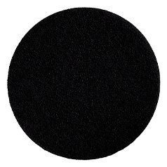 20cm Black Fibre Stripping Pad (Box of 5)